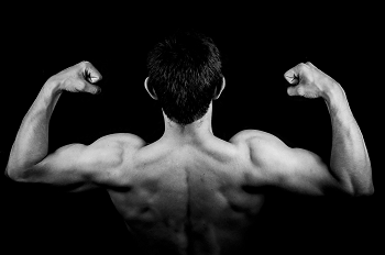 strenght back muscles